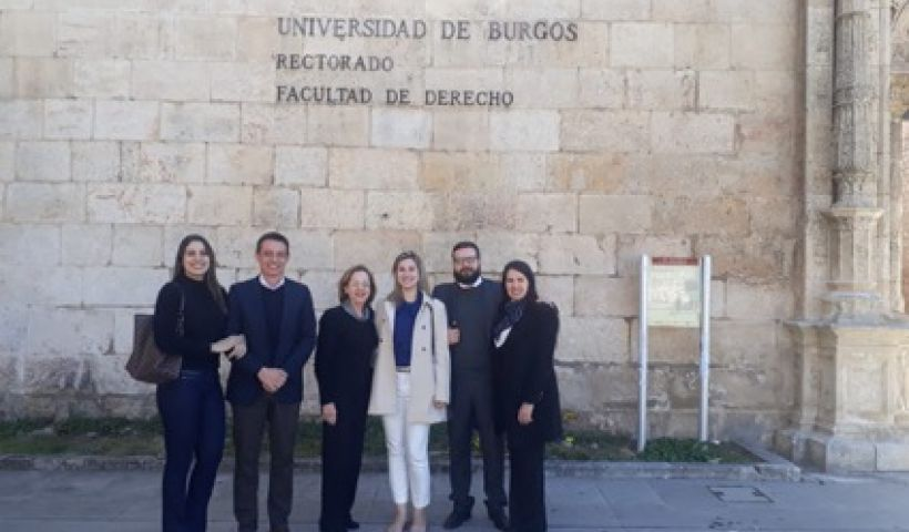 PROFESSORES DO UNIFLU PARTICIPAM DE EVENTOS INTERNACIONAIS NA EUROPA
